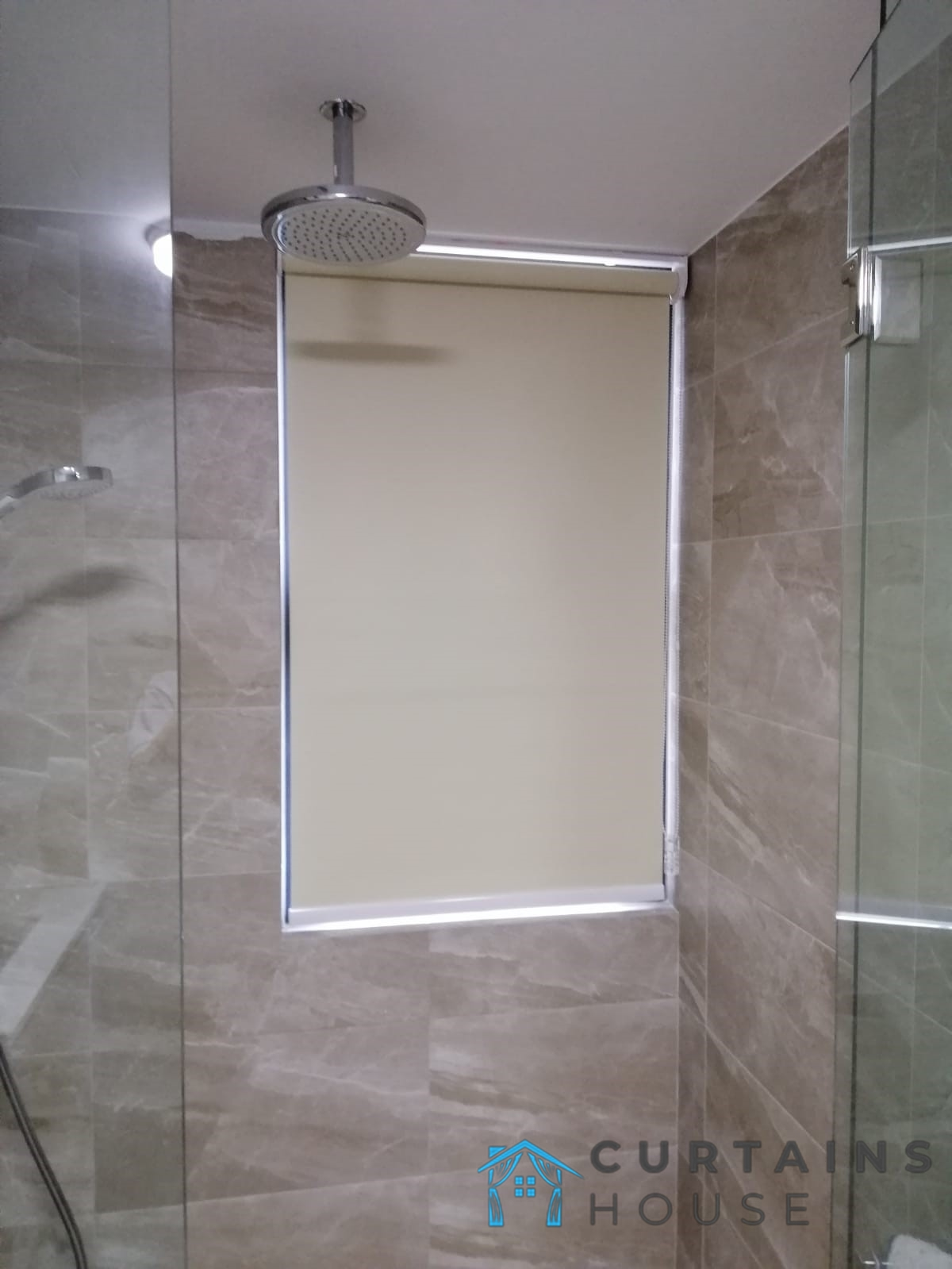 Shower Roller Blinds Bathroom Blinds Installation Curtains House Singapore Condo – Robertson Quay
