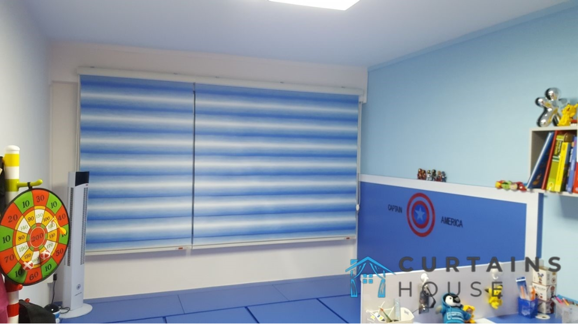 Korean Blinds Roller Blinds Bedroom Blinds Curtains House Singapore HDB – Commonwealth