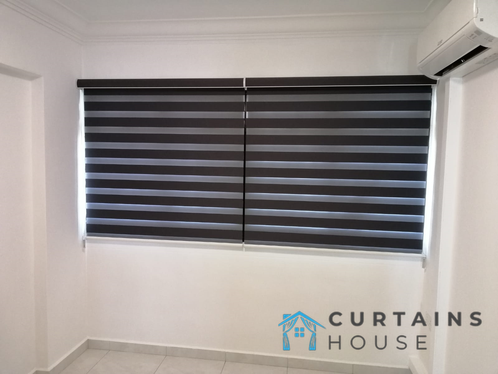 Korean Blinds Bedroom Blinds Curtains House Singapore HDB – Kallang
