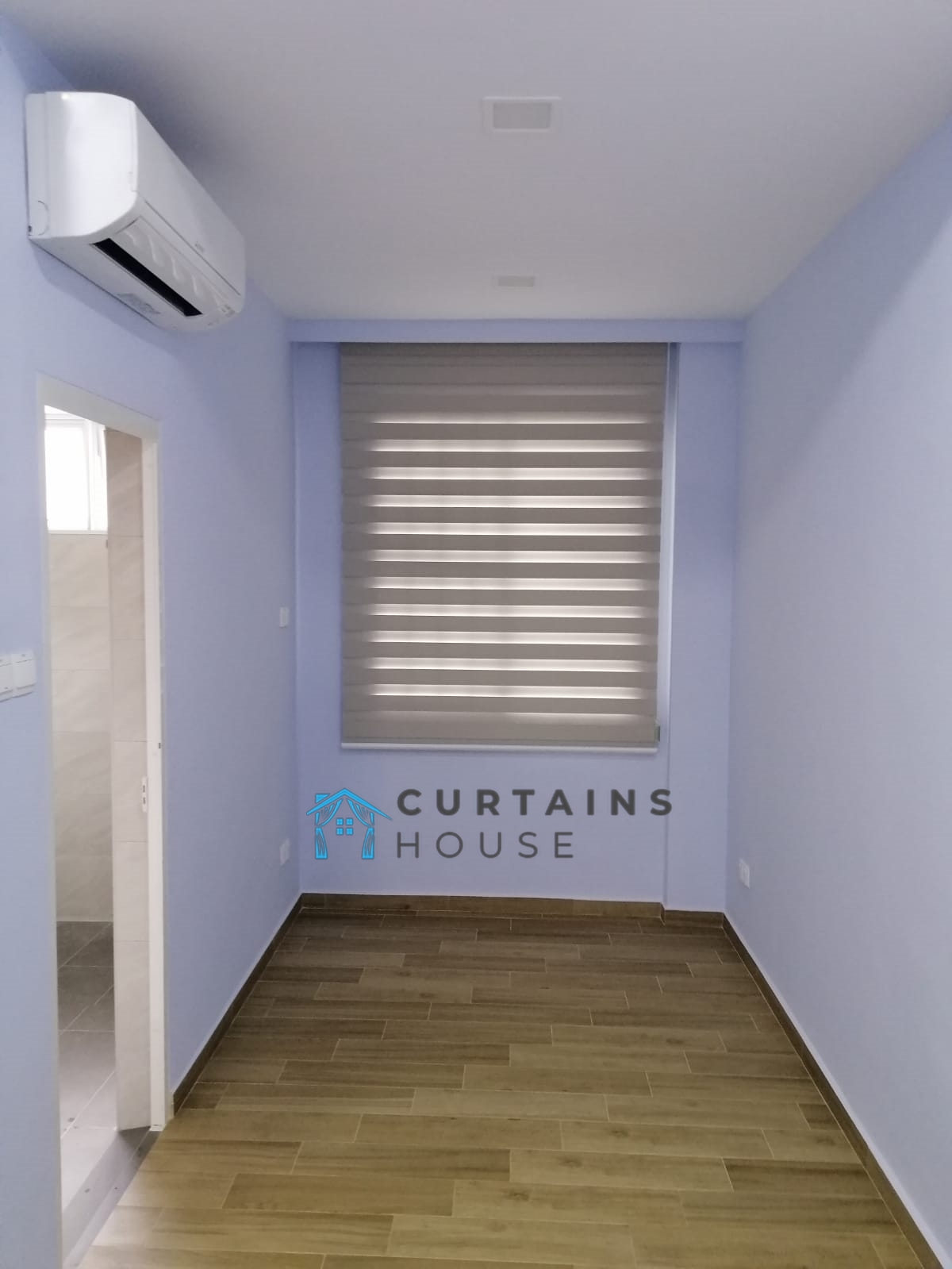 Korean Blinds Corridor Window Blinds Curtains House Singapore Condo – Hougang