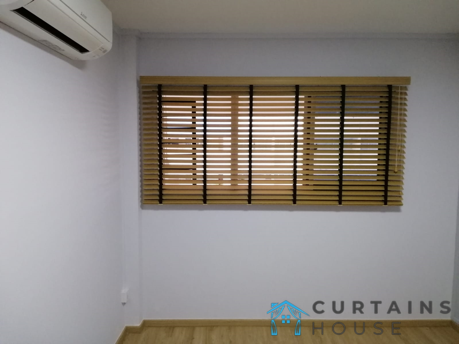 Venetian Blinds Wooden Blinds Installation Curtains House Singapore HDB – Clementi